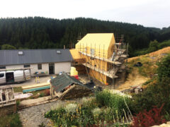 Leading the way in natural insulation with PAVATEX